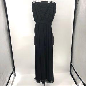 Collection Dressbarn black jumpsuit. Large. Nice!